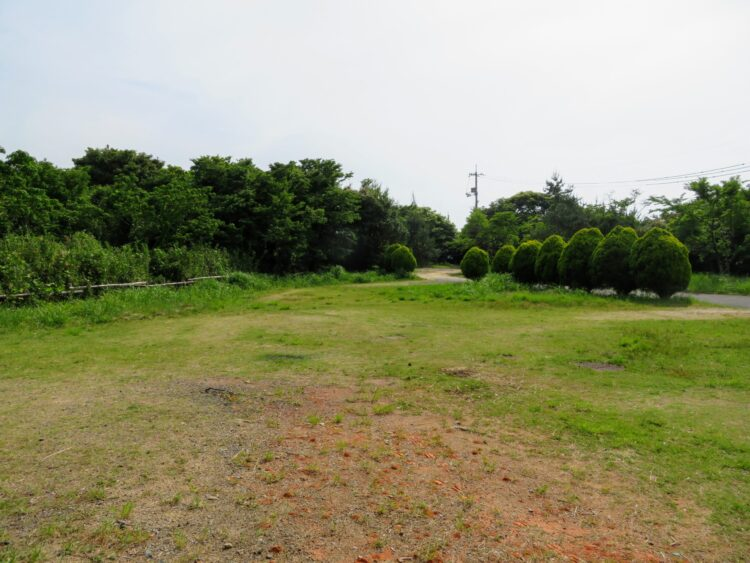 桜山総合公園キャンプ場 山口 美祢