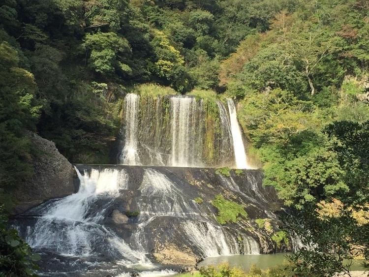 竜門の滝キャンプ場 大分 九重町