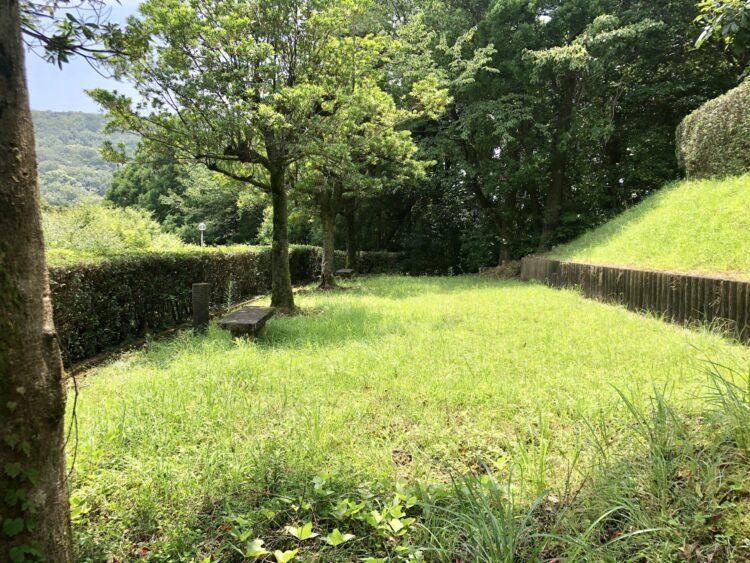 大森山キャンプ場