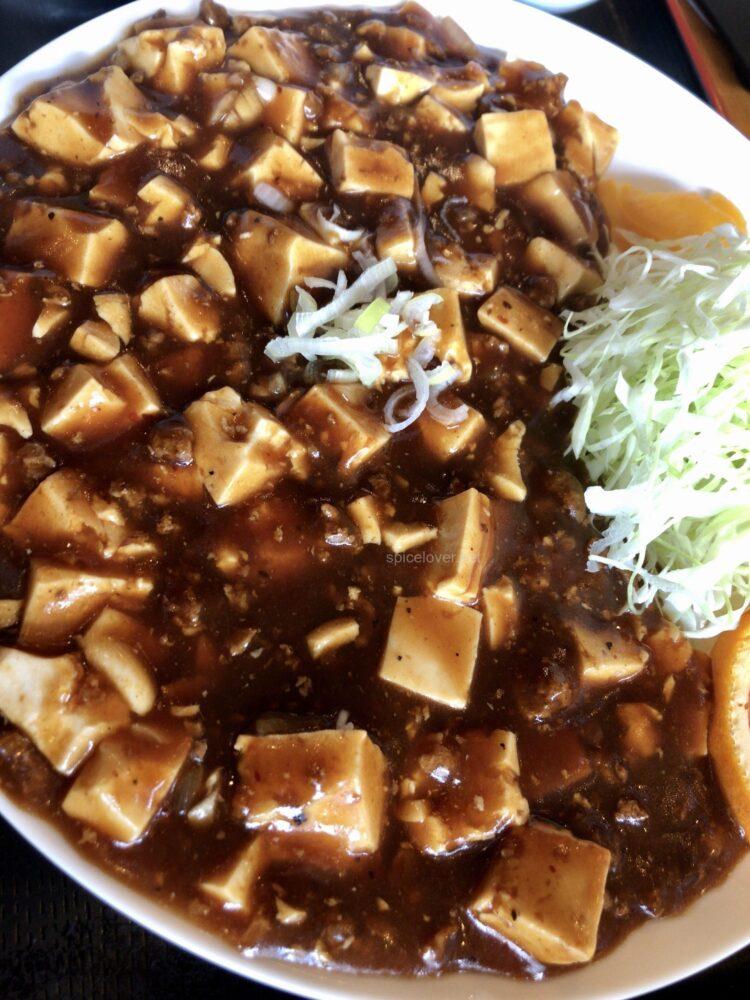 龍花 麻婆豆腐