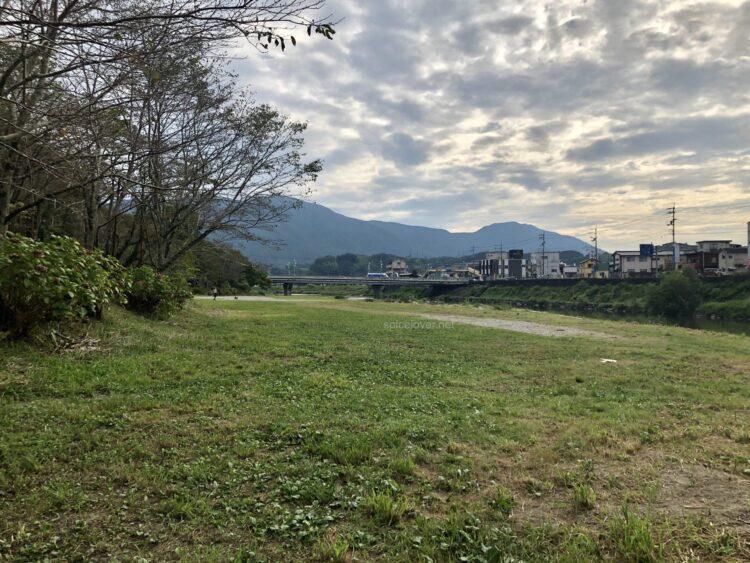 知清河原キャンプ場