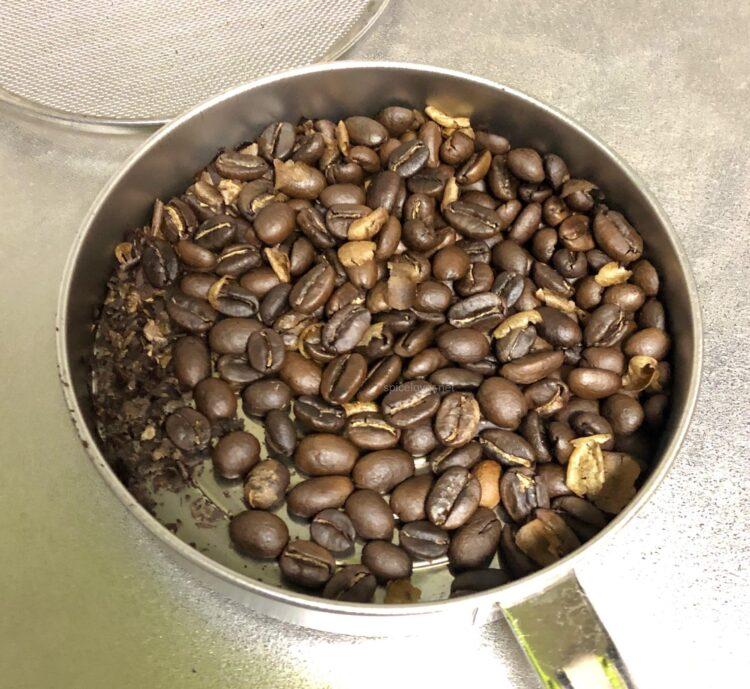 コーヒー 自家焙煎