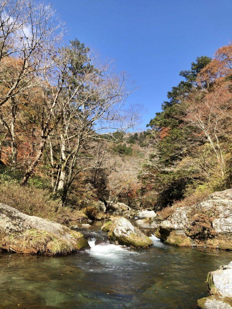 小田深山キャンプ