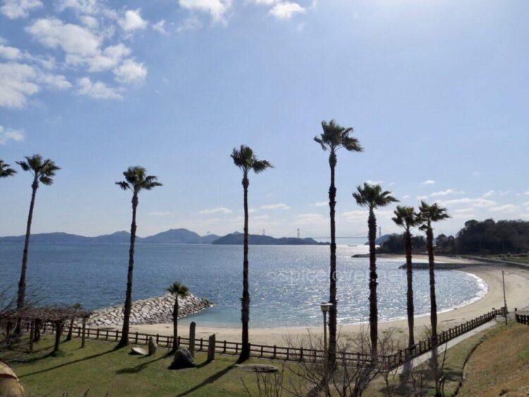 大角海浜公園 かれい広場キャンプ場