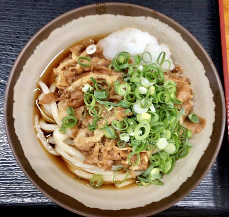 桜製麺 和泉南店 肉うどん