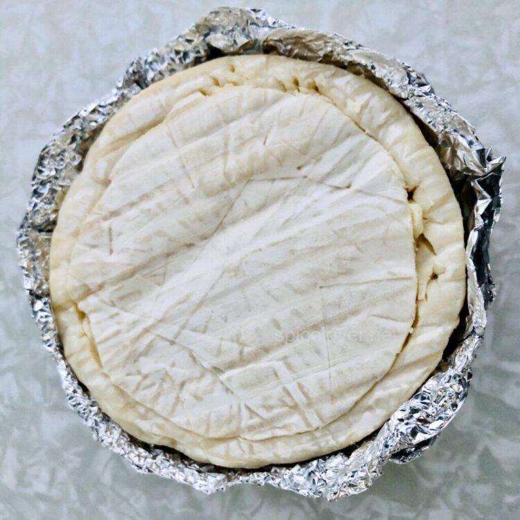 カマンベールチーズホンデュ