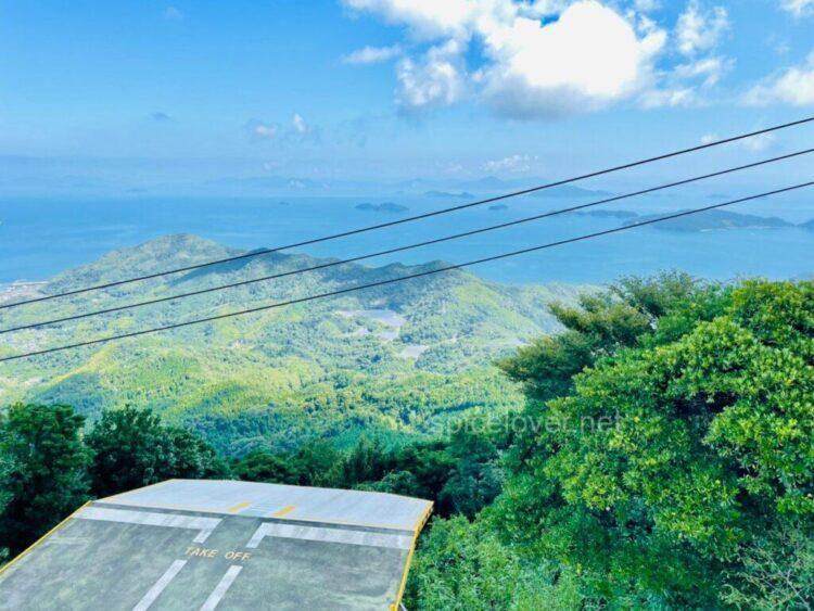 嵩山展望台