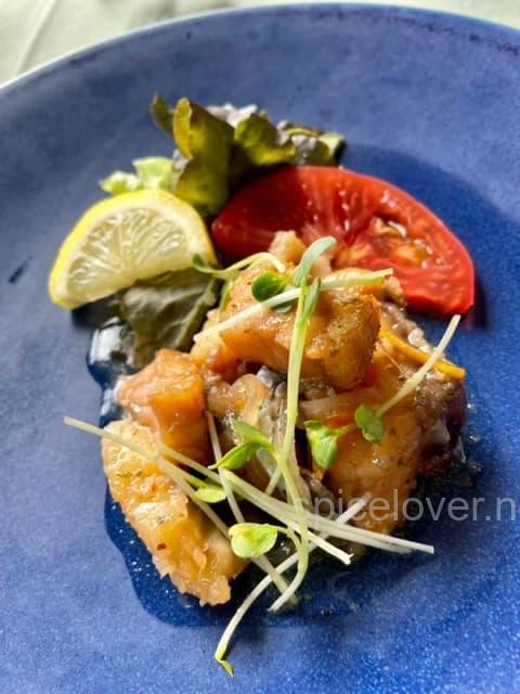 LA TERRAZZA ラテラッツァ魚